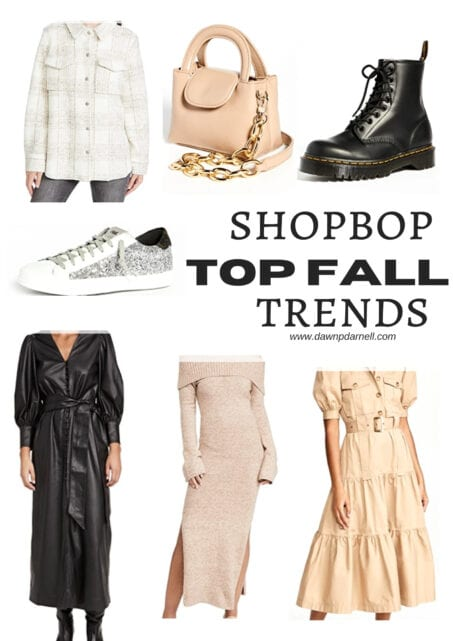 shopbop, fall sale, fall trends