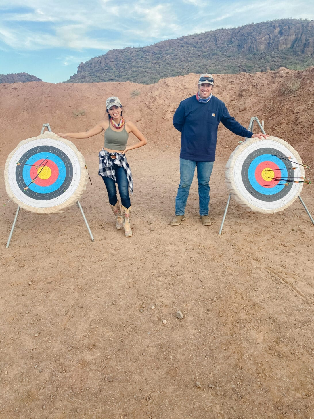 ARCHERY, WHITE STALLION RANCH
