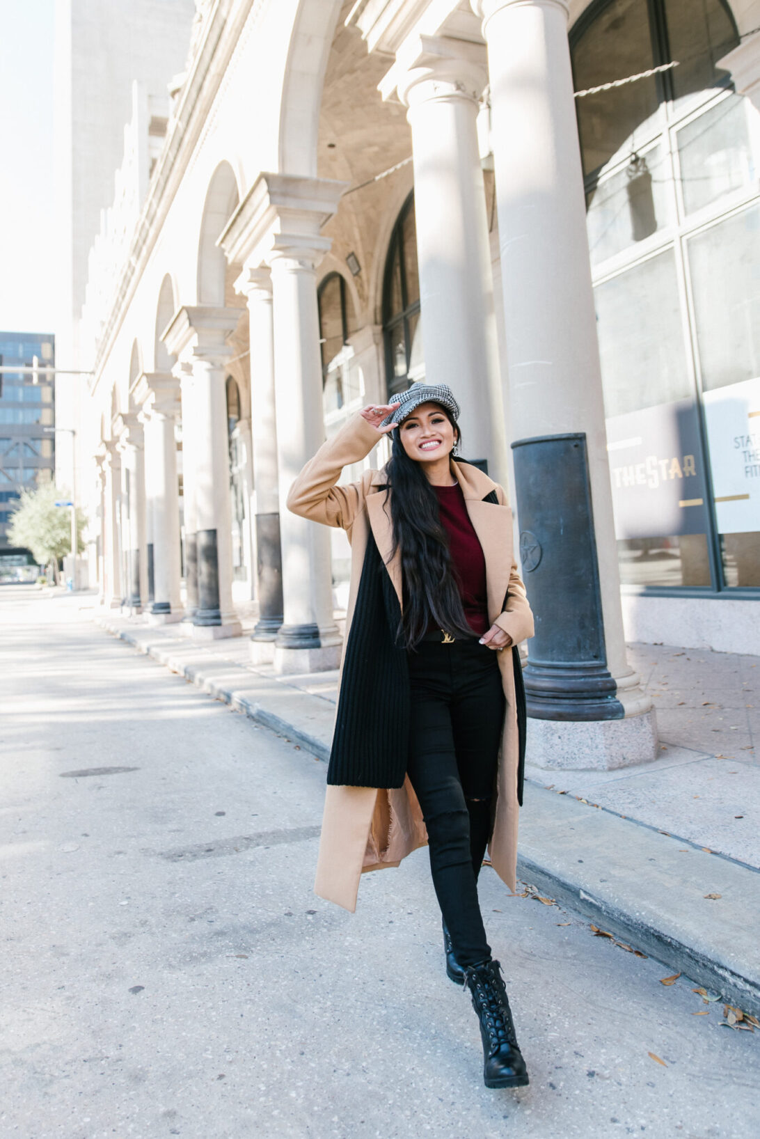 black jeans, winter basics essentials
