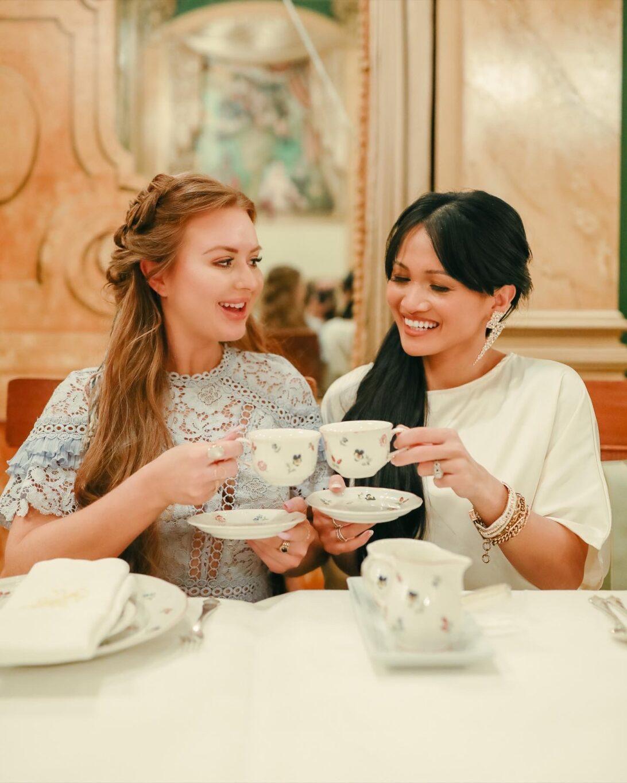Peabody Hotel tea time, Memphis Travel Guide