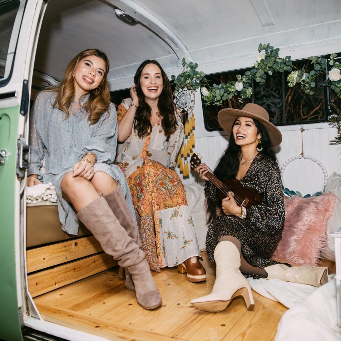 girls trip, vw bus, Memphis Travel Guide