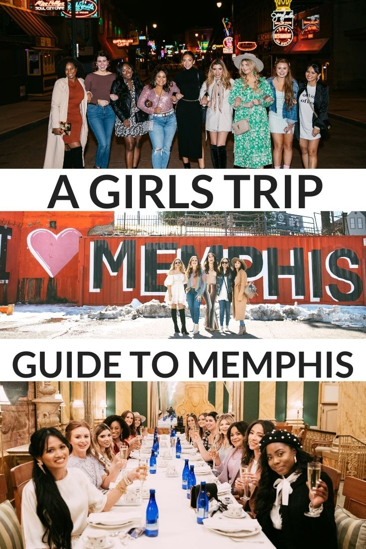 Memphis Travel Guide, Girls Trip