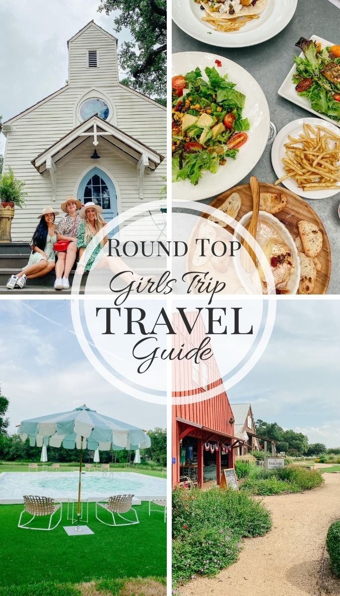 Round Top travel guide, Girls Trip